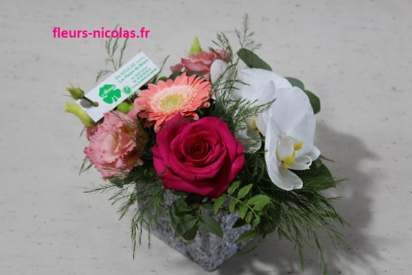 fleurs, nicolas, fleurs nicolas, fleuriste, oloron, fleuriste oloron, bouquet, mariage, livraison, livraison fleurs, deuil, fête des mères